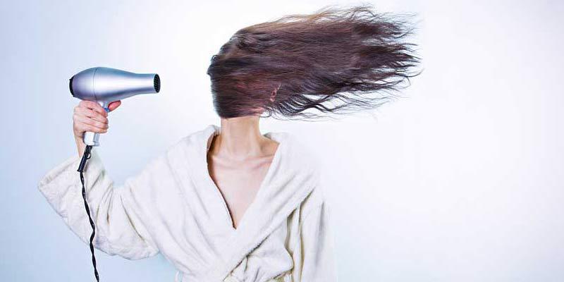 Haartrockner föhnen