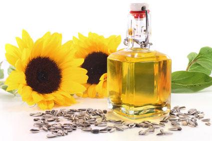 Vitamin E - Sonnenblumenöl
